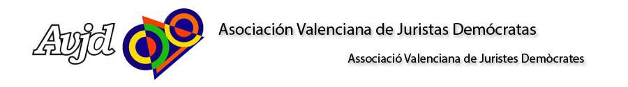 Asociación Valenciana de Juristas Demócratas Logo